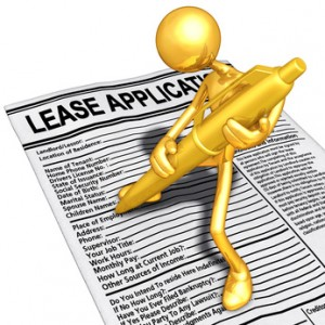 Make sure all potential tenants fill out the same application no matter how they present themselves.